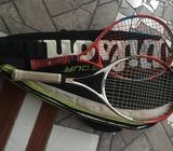 Raquetas de Tennis Wilson&Prince