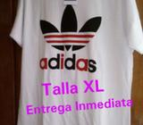 Sueter Adidas. Talla Xl