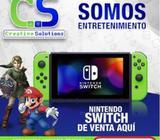 Servicio tecnico especializado en consolas de Nintendo SWITCH