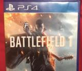 Video Juego - Battlefield 1 Ps4