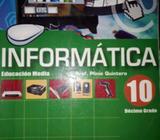 Libro de Informática 10, Español 10 Y 11