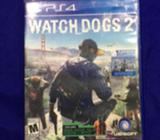 Watch Dogs 2 Ps4 Juego
