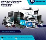 Soporte Servicio Técnico Profesional Pc