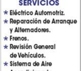 Servicio Electromecánica Aire Acondicion
