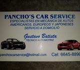 Servicios Automotrices Garantizados