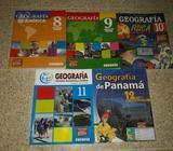 Libros de Geografía