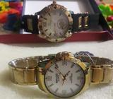 GANGA Juegos d relojes d vestir en caja a 20 cada uno o todos por 35.00