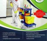 Servicios de Limpieza Profesional