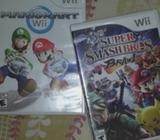 Vendo Juegos de Wii 10$cada Uno