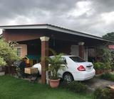 Venta de casa de esquina en Valle de Los Algarrobos, Chiriquí
