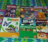 Libros de 10 Ciencias en Buen Estado