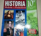Libro de Historia de 10° Susaeta