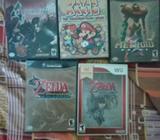 Juegos de Gamecube Y Wii Leer Descripció