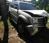 Toyota land crusier Prado