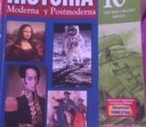 Libro Historia 10Mo sin Uso