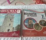 Vendo Libro de Historia 7 Grado