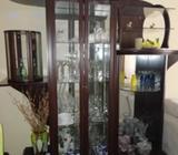 Mueble de Sala en Vidrio Super Barato