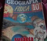 Geografía Física de 10
