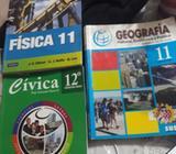 Se Venden Libros de Fisica Civica Y Geo