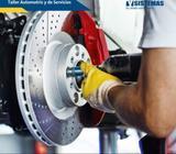 Software Especializado para Talleres Automotrices y de Servicios