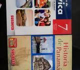 Libros de Historia Y Cívica 7 Grado
