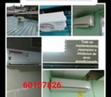 Mantenimiento Instalación de Aires Acond