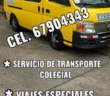Colegial Cupo Disponible Cel. 67904343