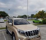 Toyota Prado Diesel 2014