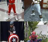 Héroes para Cumpleaños y Eventos especiales