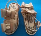 Zapatos Melissa Talla 10 Nina 5 anos Nuevas 25$