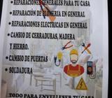 Reparaciones en General para Tu Casa