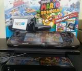 Consola Wii U con Juego Somos Tienda