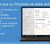 Se Instala Windows 10 Rs5 Octubre Update