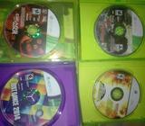 Xbox 360 $100 16 Juegos 3 Ctr Y Kinnet