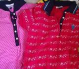 Vestidos Polo