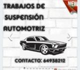 Mecanico Suspensión Automotriz