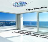 Reparación y Mantenimiento de aluminio / Reparaluvidrios