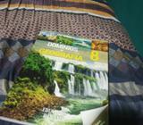 Libro de Geografia de 8