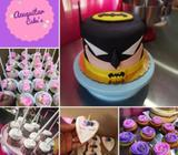 Candy Bar Completo @azuquitarcakes