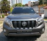 Vendo Toyota Land Cruise Prado 2014