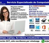 Servicio Especializado de Laptops