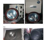 Sistemas de Audio y Luces para Vehículos