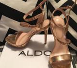Zapatos de Noche Aldo - Talla 6 (1 puesta)