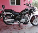 Moto Kitomi 250cc