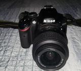 Camara Nikon D3200 Nueva