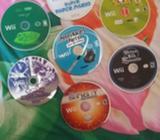 Cds de Nintendo Wii