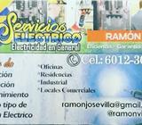 Servicios eléctricos en general