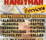 Contratista Independiente Handyman