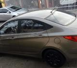 Hyundai Accent, Automatico, Año 2012