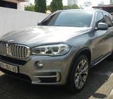 BMW X5 AÑO 2014 AUTOMATICA TECHO PANORAMICO IMPECABLE ESTADP